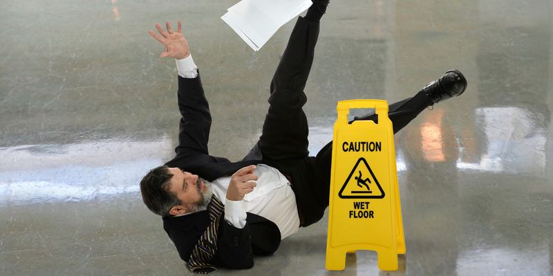 personal injury lawyers - slip and fall -premise liability